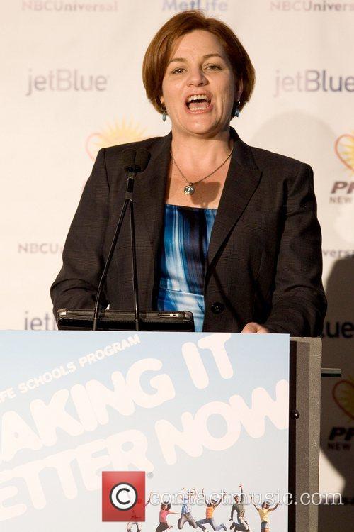 Christine Quinn 31st Annual PFLAG NYC Awards Dinner,...