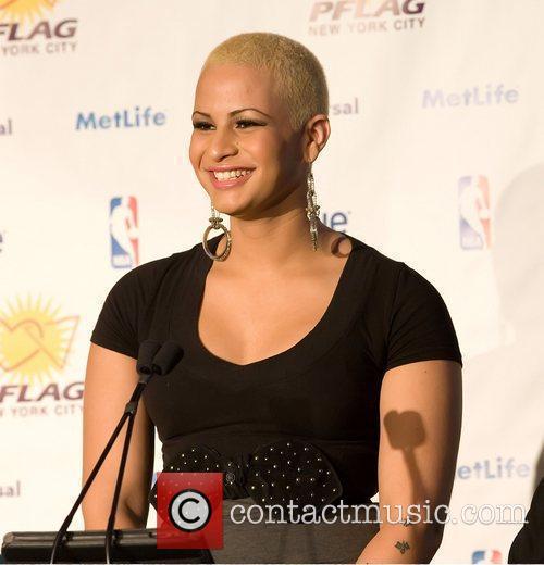 Harmony Santana 31st Annual PFLAG NYC Awards Dinner,...