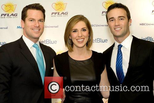 Patrick D. Abner, Claire Buffie and Thomas Roberts,...