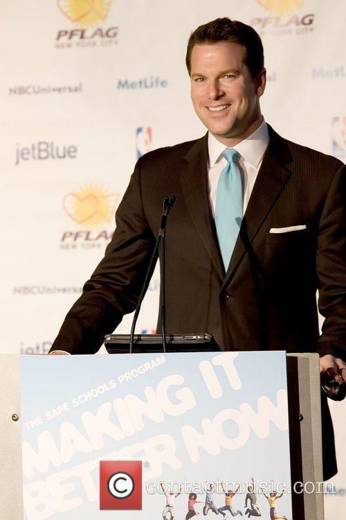 Thomas Roberts, MSNBC news anchor 31st Annual PFLAG...