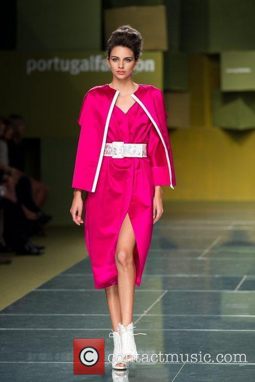 Portugal Fashion Week Spring/Summer 2012 - Alves Goncalves-...