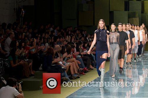 Portugal Fashion Week Spring/Summer 2012 -Andreia Oliveira -...
