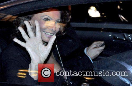 Sophia Loren Paris Fashion Week Fall 2011 -...