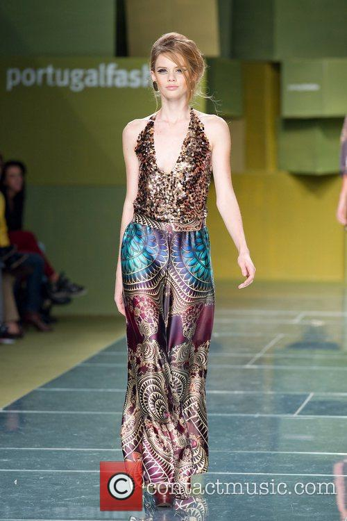 Portugal Fashion Week Spring/Summer 2012 - Carlos Gil...