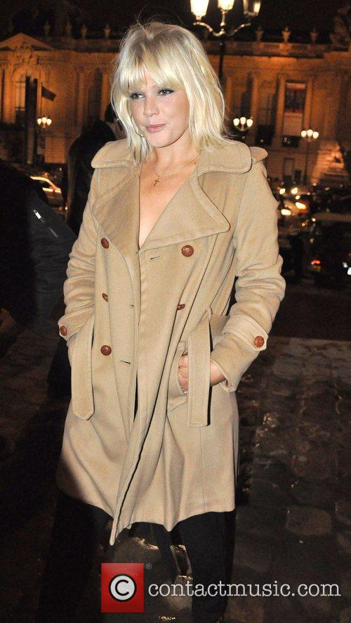 Micky Green Paris Fashion Week Fall 2011 -...