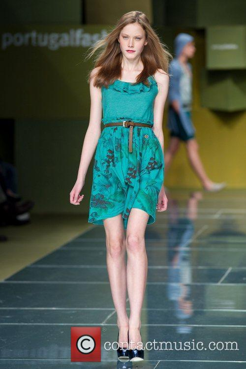 Portugal Fashion Week Spring/Summer 2012 - Helder Baptista...