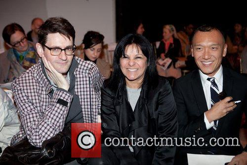 Guest, Candy Pratts Price and Joe Zee Paris...