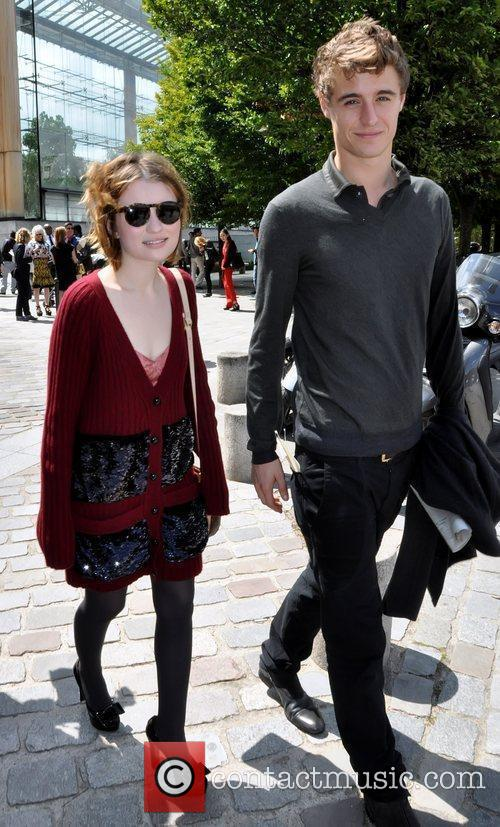 Emily Browning and Max Irons 1