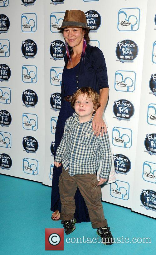 The UK premiere of Disney's Phineas and Ferb:...