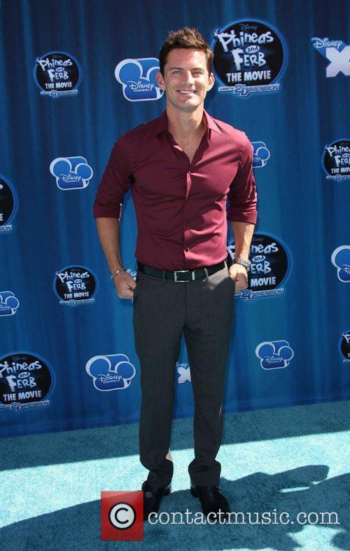 Brandon Johnson Hollywood Premiere of the Disney Channel...
