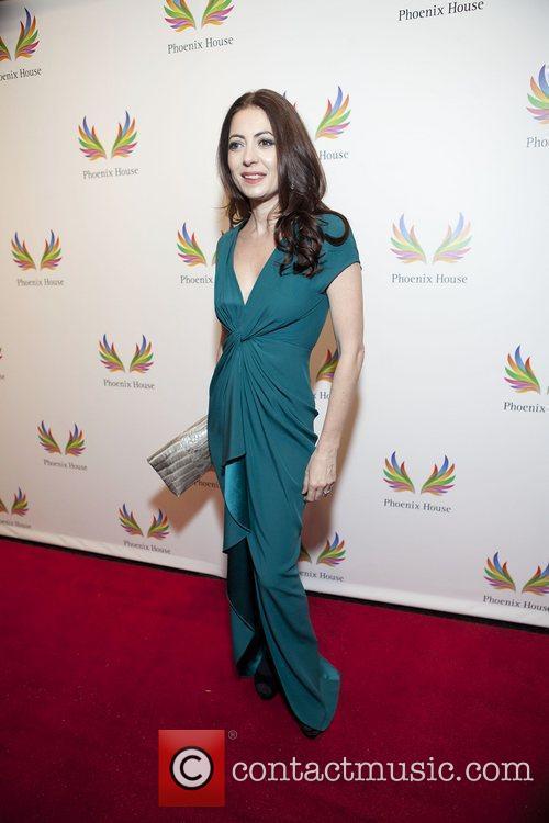 Catherine Malandrino Phoenix House Foundation 2011 Fashion awards...