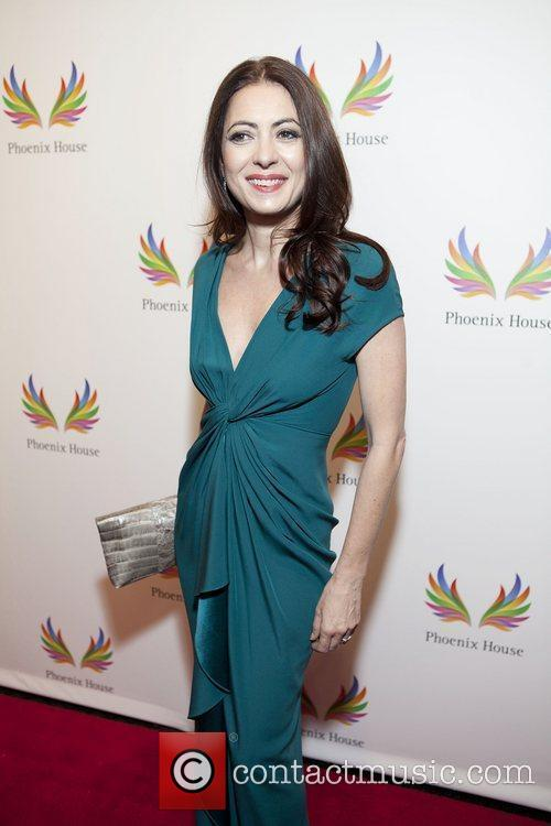 Phoenix House Foundation 2011 Fashion awards dinner