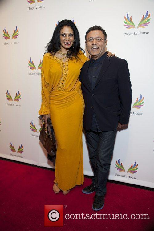 Donna D'Cruz and Elie Tahari Phoenix House Foundation...