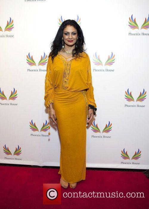 Donna D'Cruz Phoenix House Foundation 2011 Fashion awards...