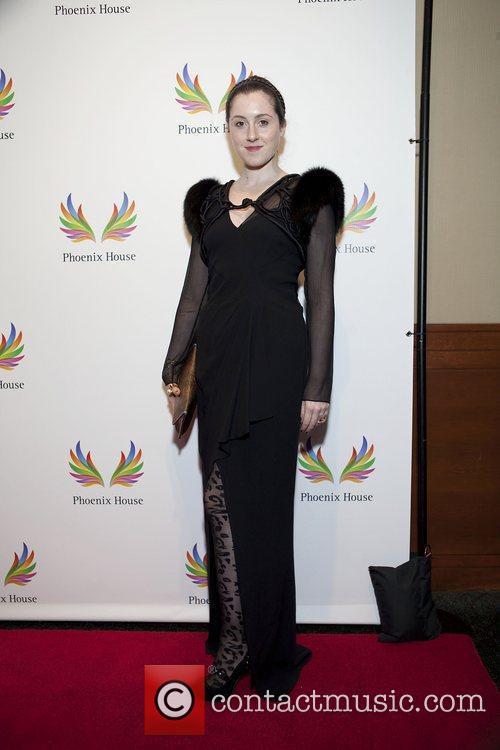 Flavia Nasson Phoenix House Foundation 2011 Fashion awards...