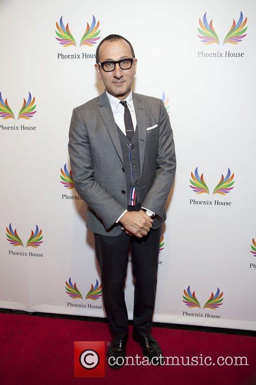 Gilles Mendel Phoenix House Foundation 2011 Fashion awards...