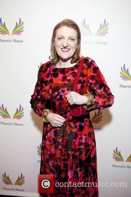 Glenda Baily Phoenix House Foundation 2011 Fashion awards...