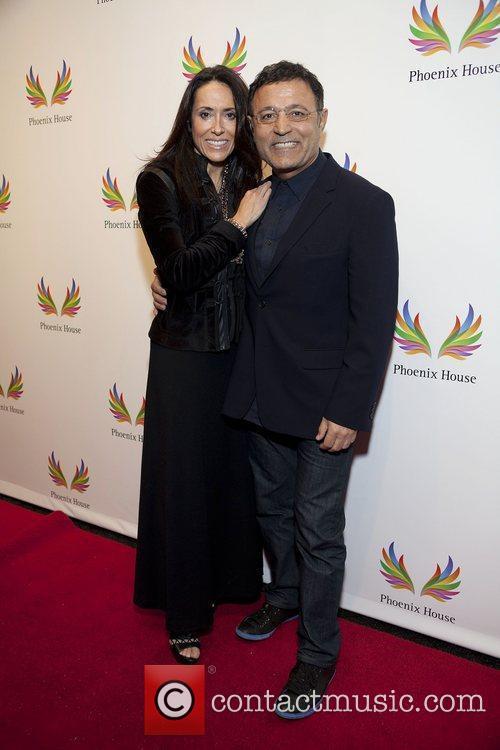 Joey Blessinger and Elie Tahari Phoenix House Foundation...