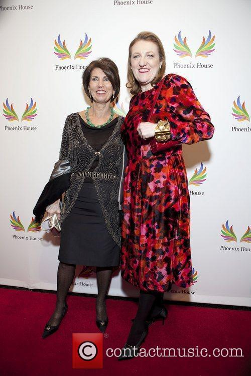 Pamela Fiori and Glenda Baily Phoenix House Foundation...
