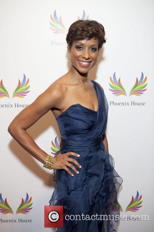 Sade Baderinwa Phoenix House Foundation 2011 Fashion awards...