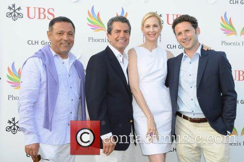 Guests, Kelly Rutherford, Mark Feuerstein 2011 Phoenix House...