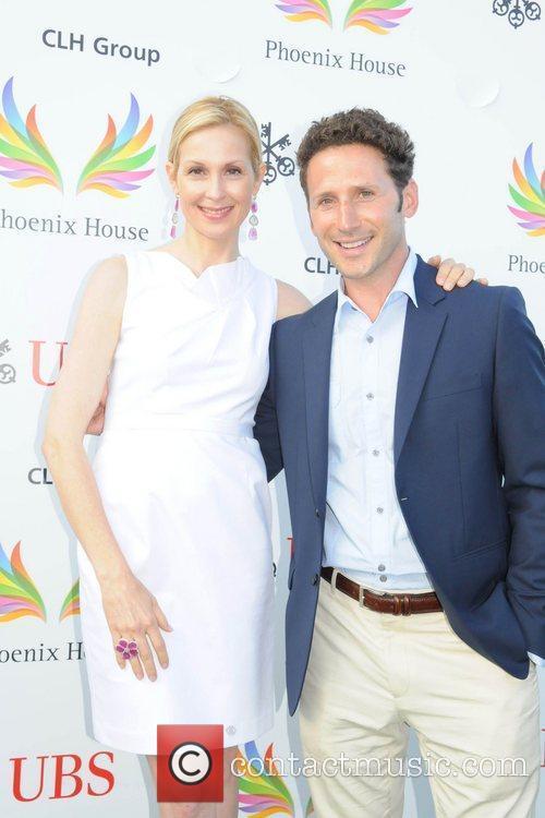 Kelly Rutherford, Mark Feuerstein 2011 Phoenix House Summer...