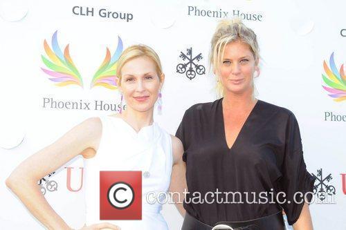 Kelly Rutherford, Rachel Hunter 2011 Phoenix House Summer...