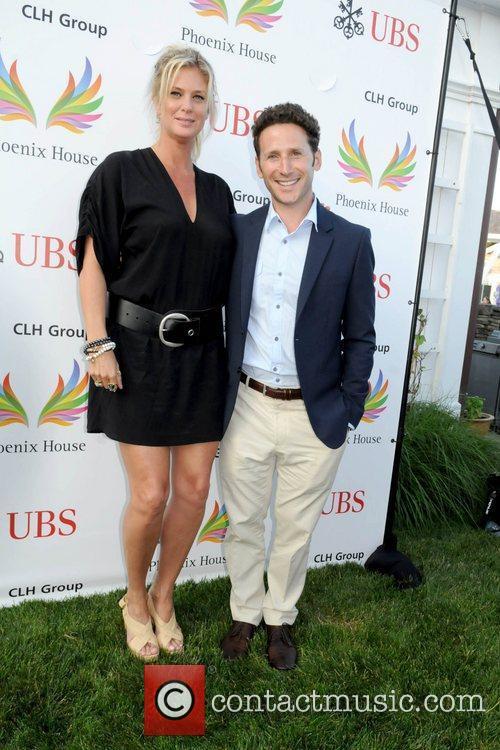 Rachel Hunter, Mark Feuerstein 2011 Phoenix House Summer...