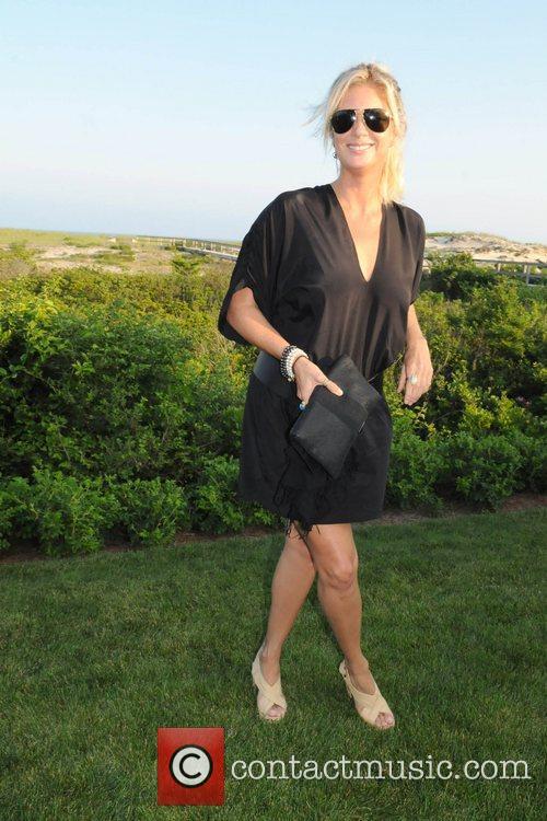 Rachel Hunter 2011 Phoenix House Summer Party in...