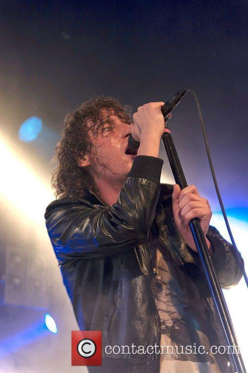 Matt Bowman and The Pigeon Detectives 4