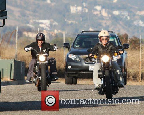 Pink and Carey Hart 2