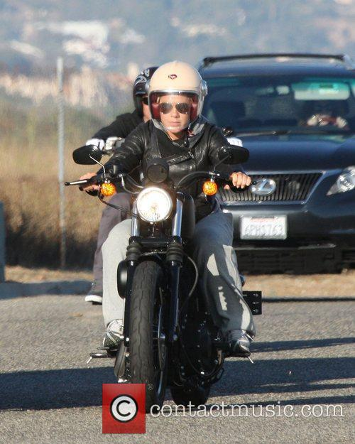 Pink and Carey Hart 1