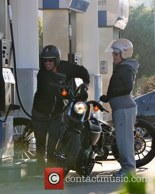 Pink and Carey Hart 8