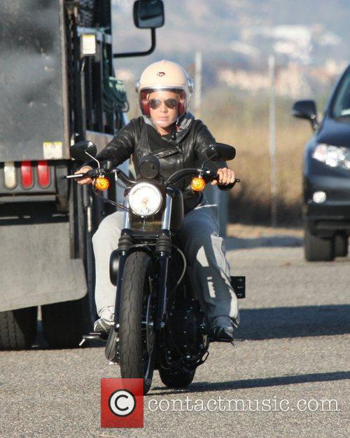 Pink and Carey Hart 9
