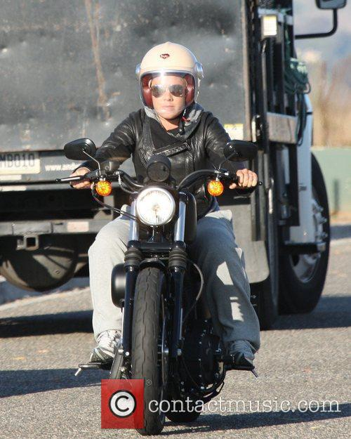 Pink and Carey Hart 7