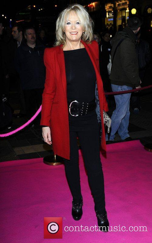 Sherrie Hewson,  at the press night for...