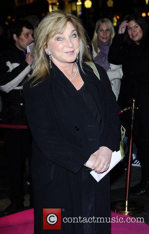 Helen Lederer,  at the press night for...