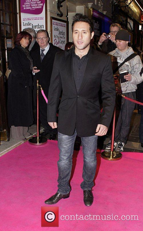 Anthony Costa  at the press night for...