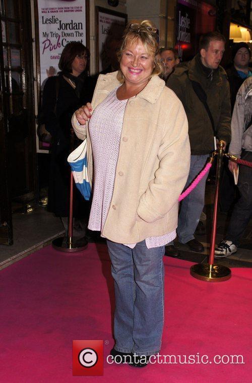 Nicola Duffett and Pink
