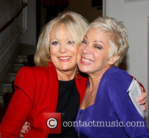 Sherrie Hewson, Denise Welch  Press night for...