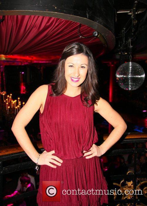 Hayley Tamaddon Press night for 'My Trip Down...