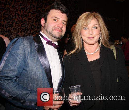 Helen Lederer Press night for 'My Trip Down...