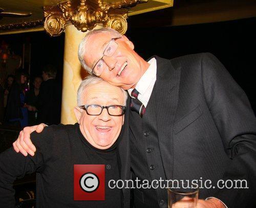 Leslie Jordan, Paul O'Grady Press night for 'My...