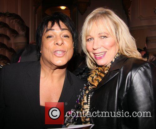 Lana Pellay, Sadie Nine Press night for 'My...