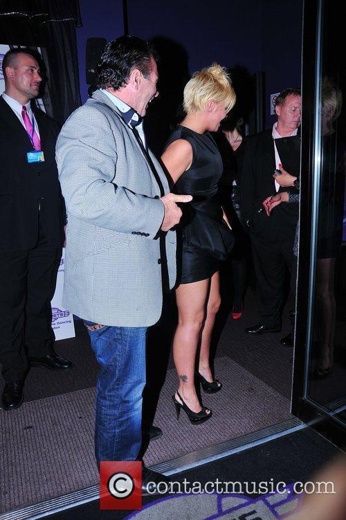 Paddy Doherty and Kerry Katona   Pink...