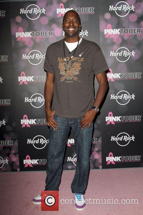 John Salley at Hard Rock Cafe's 12th Annual...