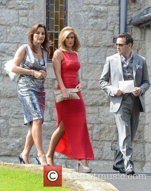 Annette Rocca, Louise Loughman, Stephen Byrne The Wedding...