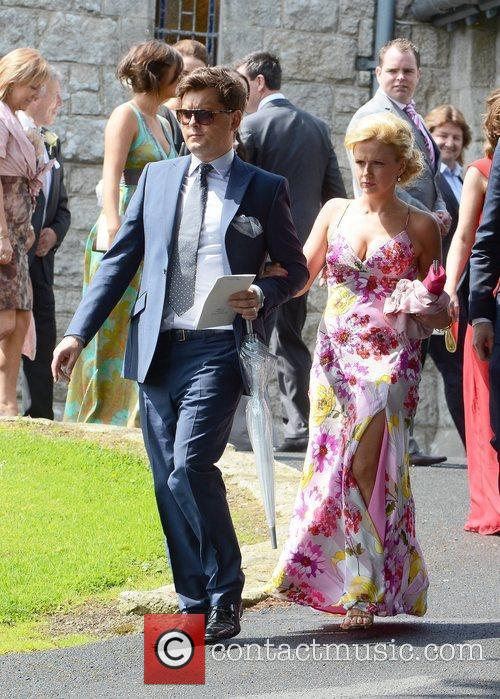Brian Dowling The Wedding of Pippa O'Connor to...