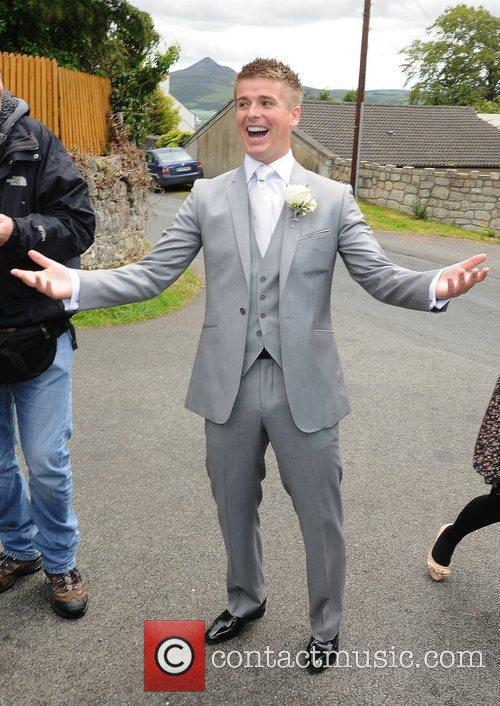 The Wedding of Pippa O'Connor to TV Presenter...