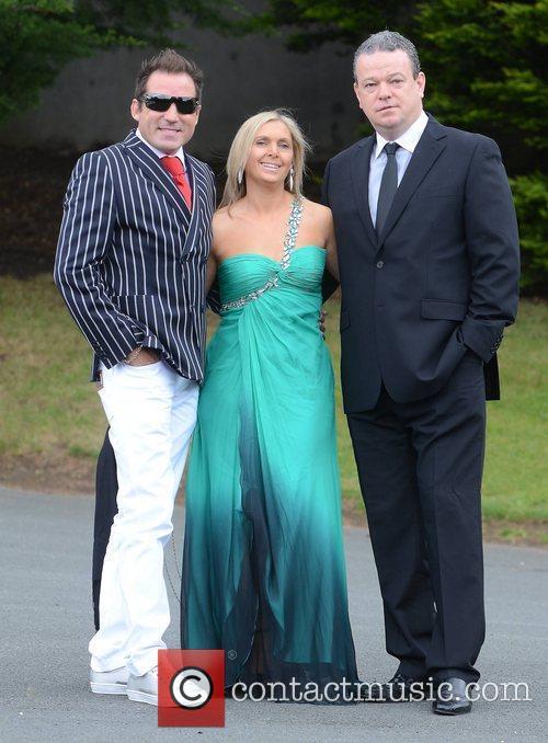 Julian Benson, Karen McEvoy, Brian McEvoy The Wedding...